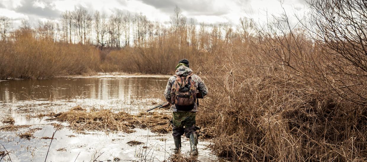 Jagd Ausrüstung